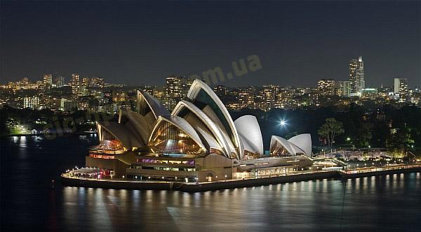 Австралия фото. Описание Австралии. Фото Опера в Сиднее