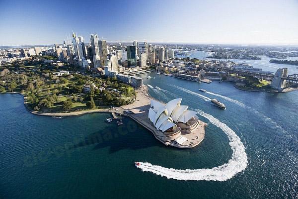 Австралия фото. Описание Австралии. Фото Сидней, Канберра, Мельбурн