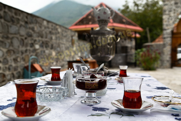 Фото Азербайджан. Описание Азербайджана. Азербайджанские блюда.
