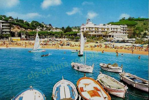 Туры в Испанию. Пляжный отдых в Испании. Туры Коста Дорада. Туры Коста Брава. Пакетные туры Испания