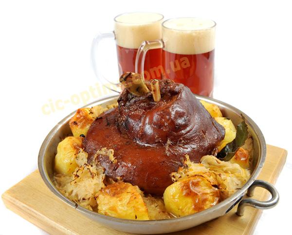 Литва, описание страны. Фото литовские блюда из дичи, блюда из вепря и медвежатины в Литве