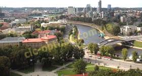 Литва, описание страны. Фото Литва. Достопримечательности Литвы