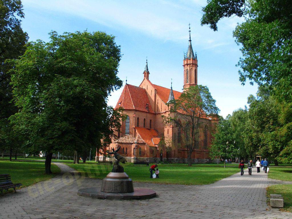 Литва, описание страны. Фото Литва, курорт Друскининкай в Литве