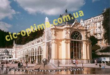 Марианские Лазни, Чехия, Лечебные туры в Чехию от туроператора ОПТИМА