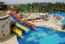 Пляжные туры в Турцию. Отель Иберотель. Цены Отель Серра Турция