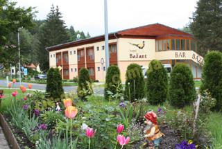 Описание отеля Базант. Клубный отдых в отеле Базант. Цены на проживание в отеле Базант. Отель Базант фото. Базант отзывы туристов